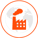 Industry toxicology icon